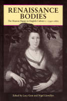 Jacket Image For Renaissance Bodies