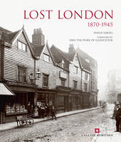Jacket image for Lost London