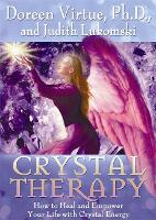 Jacket image for Crystal Therapy