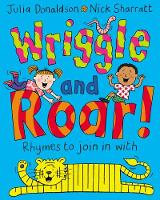 Jacket image for Wriggle and Roar!