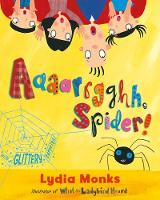 Jacket image for Aaaarrgghh, Spider!