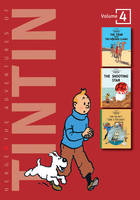 Jacket image for The Adventures of Tintin v. 4