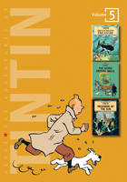 Jacket image for The Adventures of Tintin Volume 5