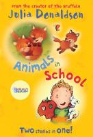 Jacket image for Animals in School