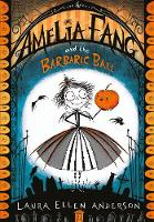 Jacket image for Amelia Fang and the Barbaric Ball