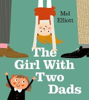 Jacket image for The Girl with Two Dads