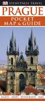 Jacket image for Prague Eyewitness Pocket Map & Guide