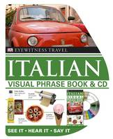 Jacket image for Italian Visual Phrase Book & CD