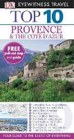 Jacket image for Provence & the Cote d'Azur Top 10