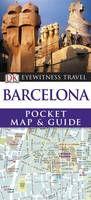 Jacket image for Barcelona Pocket Map & Guide