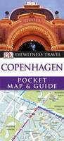 Jacket image for Copenhagen Pocket Map & Guide