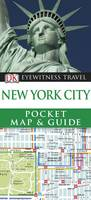 Jacket image for New York City Pocket Map & Guide