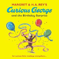 Jacket image for Curious George and the Birthday Surprise