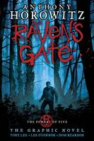 Jacket image for Raven's Gate - the Graphic Novel
