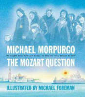Jacket image for The Mozart Question