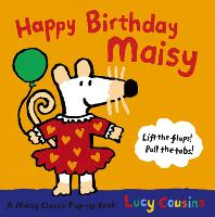 Jacket image for Happy Birthday, Maisy