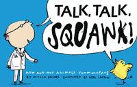 Jacket image for Talk, Talk, Squawk!