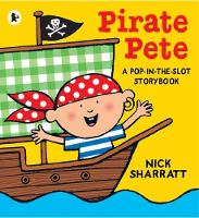 Jacket image for Pirate Pete