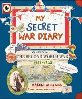 Jacket image for My Secret War Diary, by Flossie Albright