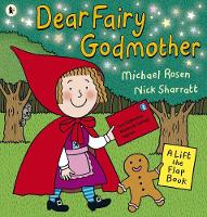 Jacket image for Dear Fairy Godmother