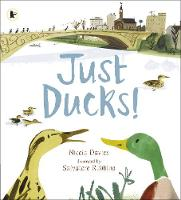 Jacket image for Just Ducks!