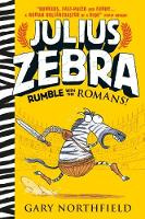 Jacket image for Julius Zebra: Rumble with the Romans!