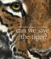 Jacket image for Can We Save the Tiger?