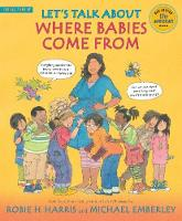 Jacket image for Let's Talk About Where Babies Come From
