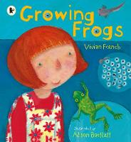Jacket image for Growing Frogs