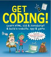 Jacket image for Get Coding!