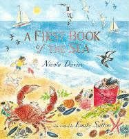 Jacket image for A First Book of the Sea