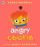 Jacket image for Angry Cookie