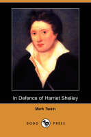 Jacket image for In Defence of Harriet Shelley (Dodo Press)