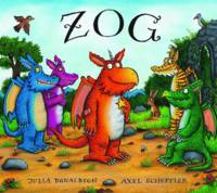 Jacket image for Zog