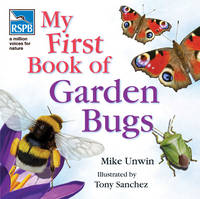 Jacket image for RSPB My First Book of Garden Bugs