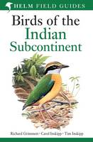 Jacket image for Birds of the Indian Subcontinent