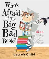 Jacket image for Who's Afraid of the Big Bad Book?