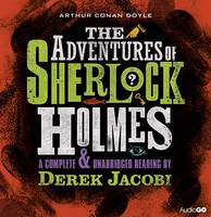 Jacket image for The Adventures of Sherlock Holmes