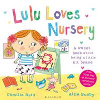 Jacket image for Lulu Loves Nursery