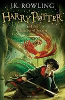 Jacket image for Harry Potter and the Chamber of Secrets