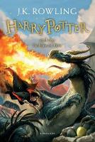 Jacket image for Harry Potter and the Goblet of Fire