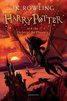 Jacket image for Harry Potter and the Order of the Phoenix