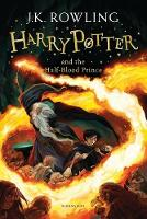 Jacket image for Harry Potter and the Half-Blood Prince