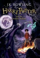 Jacket image for Harry Potter and the Deathly Hallows