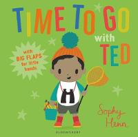 Jacket image for Time to Go with Ted