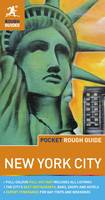Jacket image for Pocket Rough Guide New York City