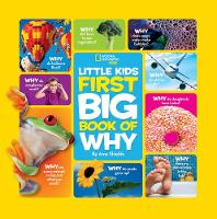 Jacket image for Little Kids First Big Book of Why
