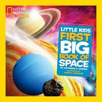 Jacket image for Little Kids First Big Book of Space