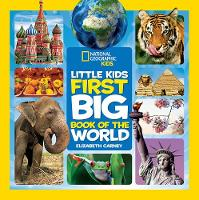Jacket image for Little Kids First Big Book of the World