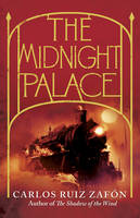 Jacket image for The Midnight Palace